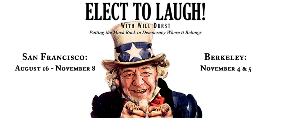 Elect to Laugh Slider