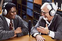 10040229-philosophy-talk-co-hosts-ken-taylor-and-john-perry